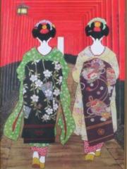 Noren Geisha Fushimi Inari