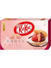 Kit Kat Hokkaido Azuki Strawberry