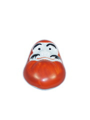 Daruma Chopsticks Holder