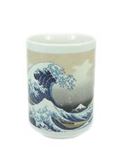 Hokusai Wave cup