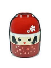 Bento Box Kokeshi Hanako