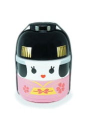 Bento Box Kokeshi Maiko