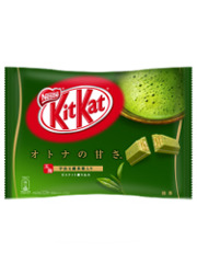 Kit Kat Uji Matcha (Green Tea)