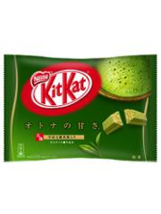 Kit kat Uji Matcha (Thé vert)