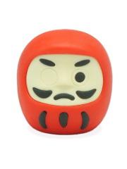 Red Daruma Eraser